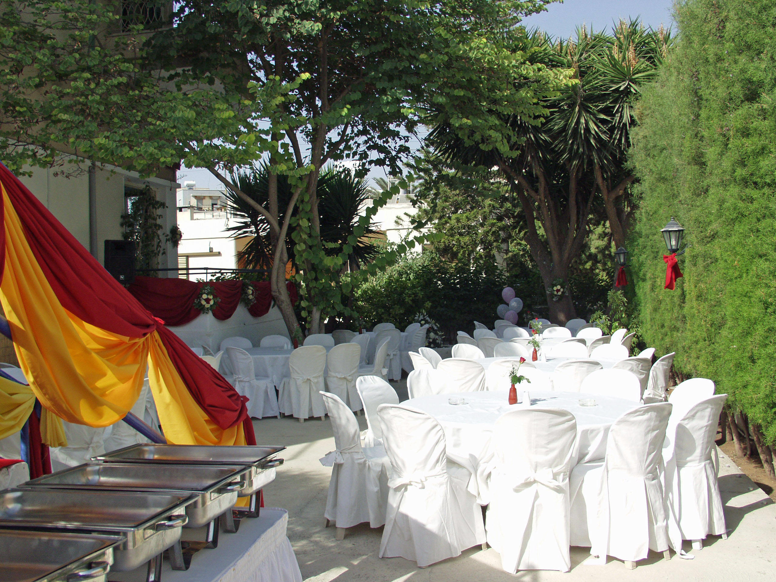 Cyprus wedding Catering