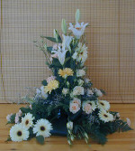 Feng shui flowers - wedding table decorations