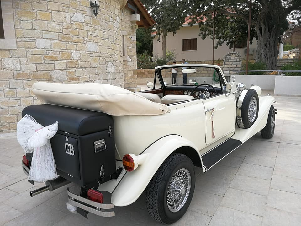 Cyprus Wedding Transport Classic Cars To Hire In Cyprus