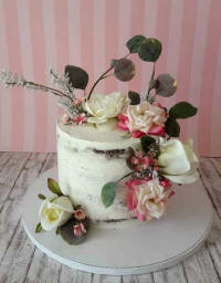 Wedding cakes and cake art from Cyprus - example 10