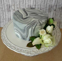 Wedding cakes and cake art from Cyprus - example 12