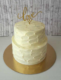 Wedding cakes and cake art from Cyprus - example 5