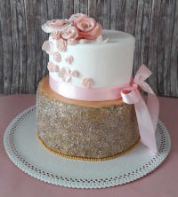 Wedding cakes and cake art from Cyprus - example 7