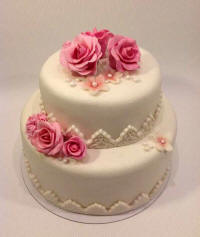 Wedding cakes and cake art from Cyprus - example 9