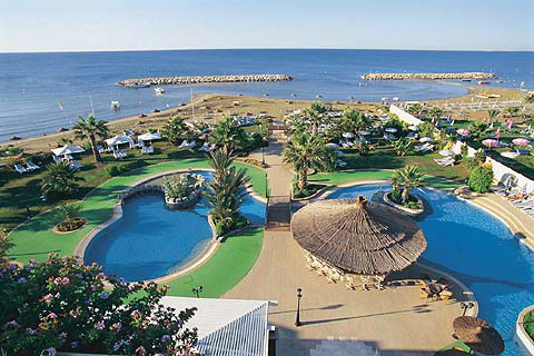 The Golden Beach Hotel Larnaca