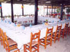 Cyprus - a taverna in Paphos - a wedding on the beach option