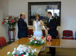 Wedding flowers in Larnaca, Cyprus