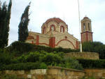 The Beautiful St Georges Chapel in Paphos Cyprus