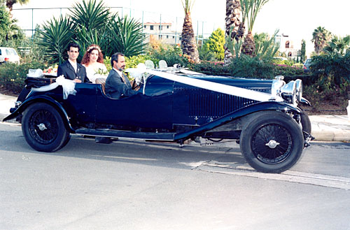 ... An Aston Martin Vintage Car Available For Weddings In Cyprus ...