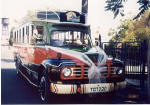 A lovely Bedford bus to transport your guests in the old Cyprus Tradition of the 1950 s to the reception
