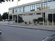 Paralimni Town hall registry office for a wedding in Cyprus